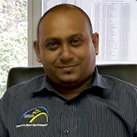 Vishal Raghubar - General Manager